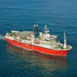 Atlantic Explorer seismisch onderzoek