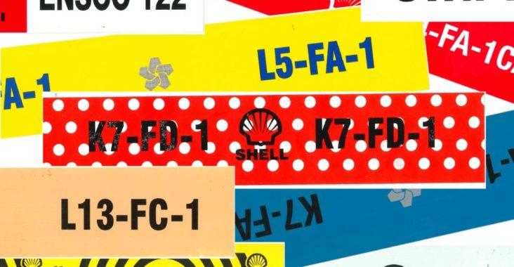 offshore platform labels