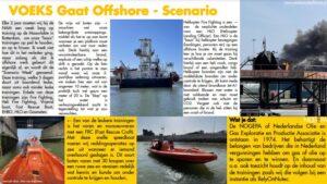"""VOEKS Gaat Offshore """"Scenario"""""""