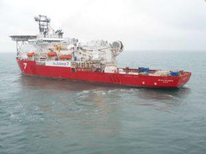 subsea 7 Seven atlantic