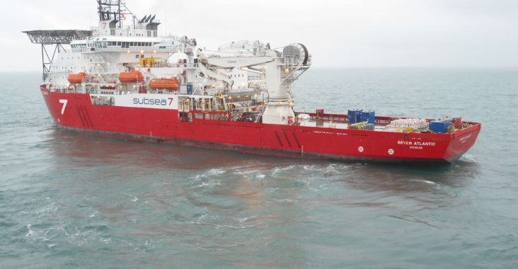 subsea 7 Seven atlantic