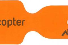 bagage-label-oranje-chc